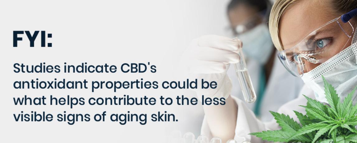 CBD - anti-aging effects