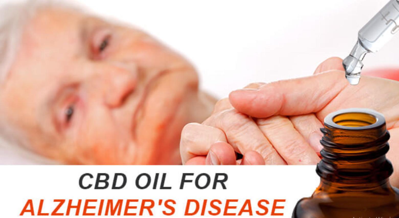 CBD can treat Alzheimer