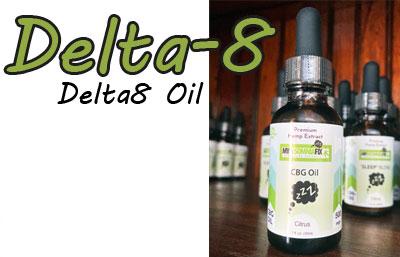 Delta8 - Oil for sale